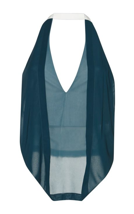 Front Loop Tank by Dion Lee - Moda Operandi