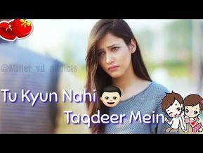 Lambiya si judaiyan female version  WhatsApp status   heart touching lines  painful lines  HD1080p - YouTube