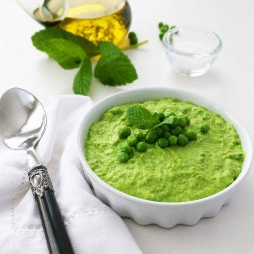 Pea Puree HealthyAperture.com
