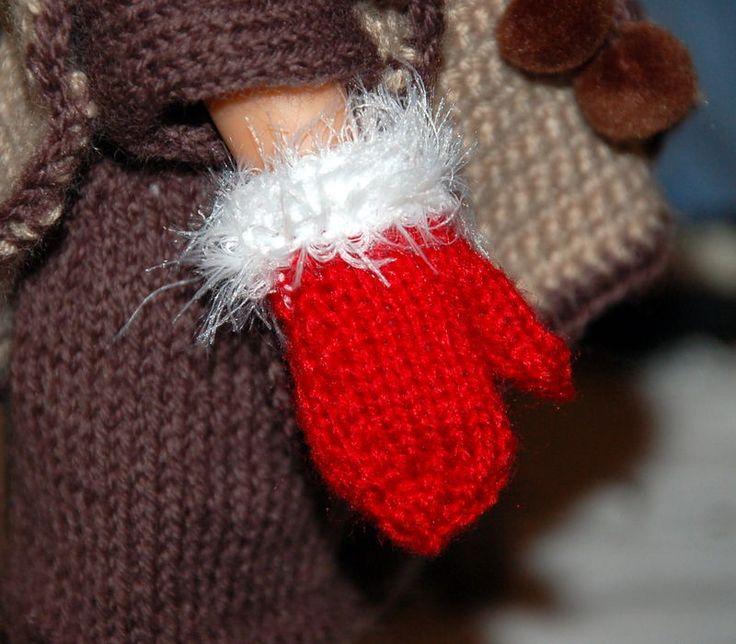 qu veut faire les moufles du Père Noël