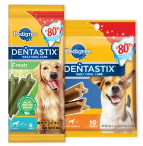 Pedigree Dentastix medium/large