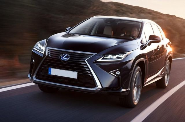 2020 Lexus Rx 450h Review Redesign Lexus New Suv Mid Size Suv
