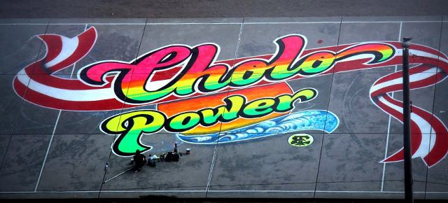 Cholo Power, por Elliot Tupac