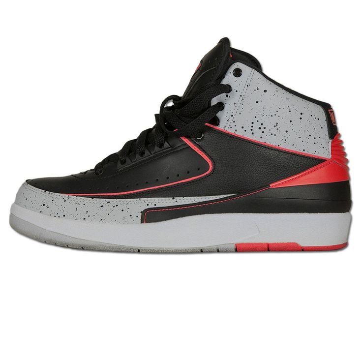 """info for 32fde a2137 Air Jordan 2 Retro """"Infrared"""""""