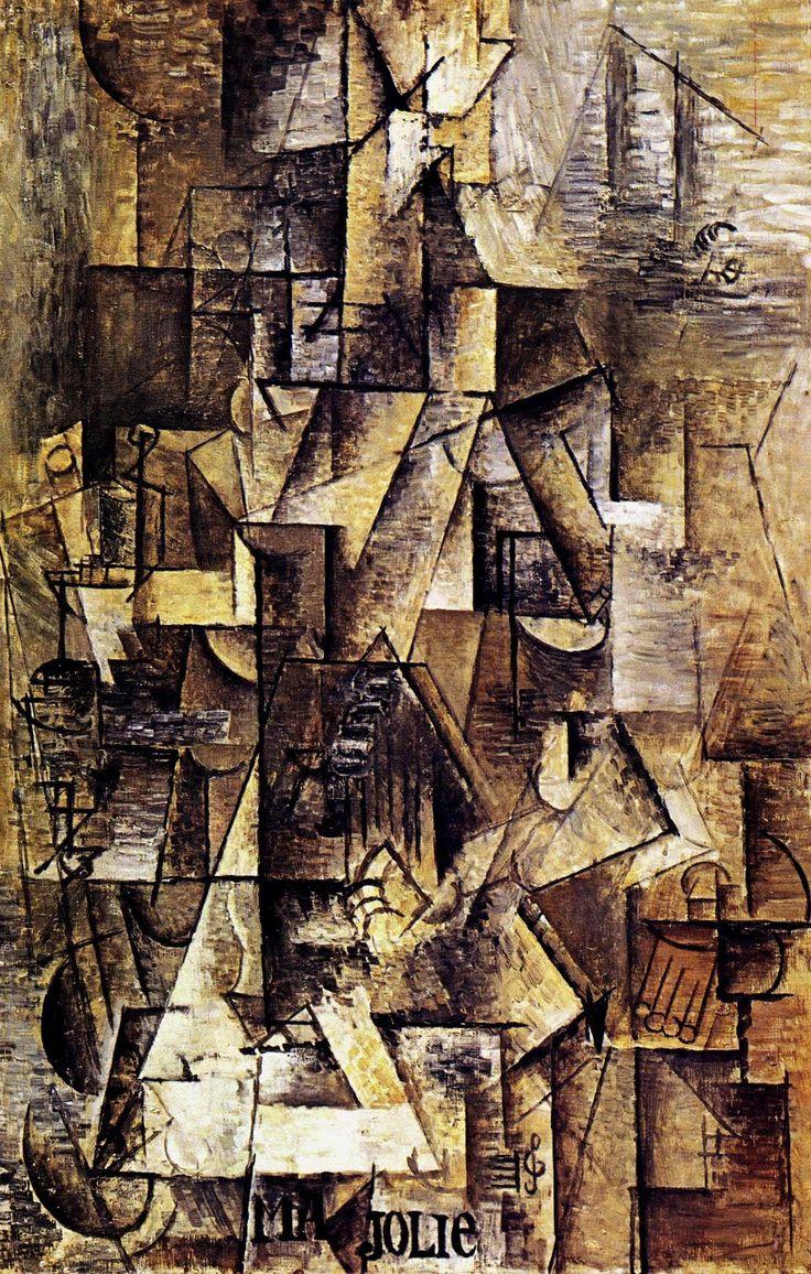 best ideas about picasso cubism pablo picasso pablo picasso cubism pablo picasso ma jolie analytical cubism