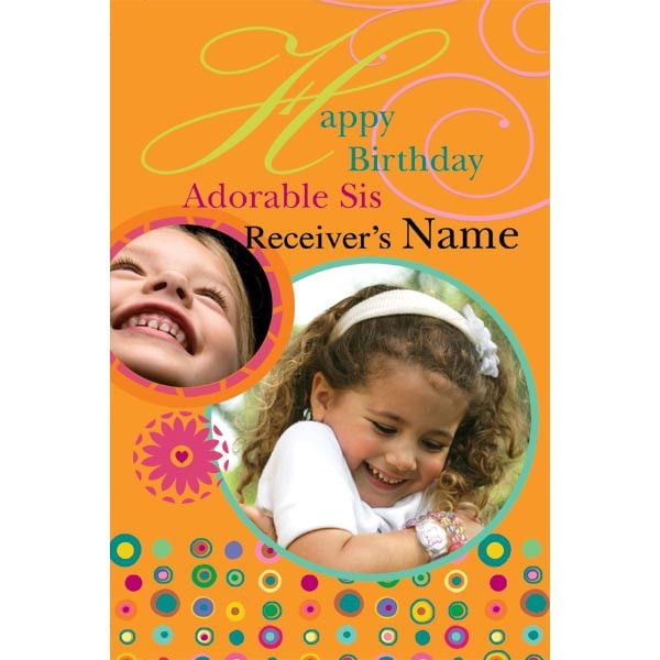 20 best Personalised Cards images – Personalised Online Birthday Cards