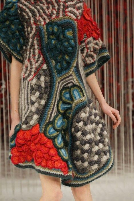 Kenzo crochet - Google Search