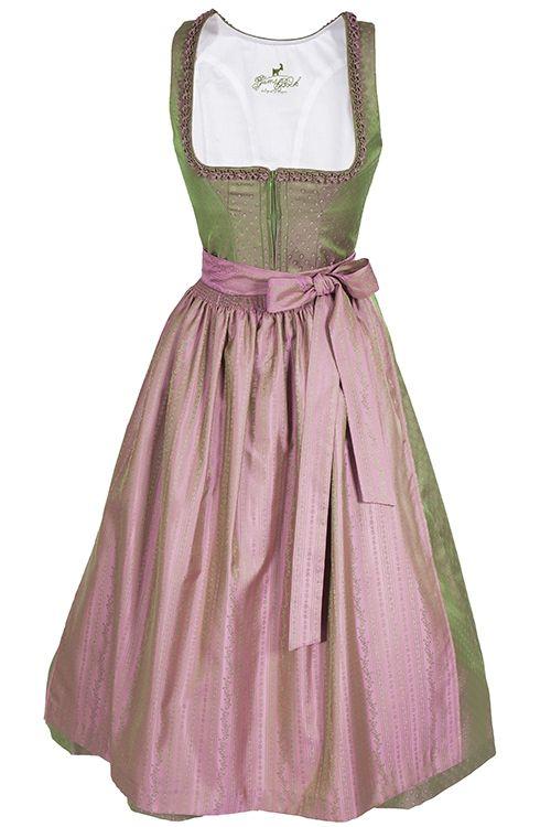 :: Crafty :: Sew :: Clothing 3 :: Gamsbock Dirndl lang Dolly Froschgoscherl von Gamsbock