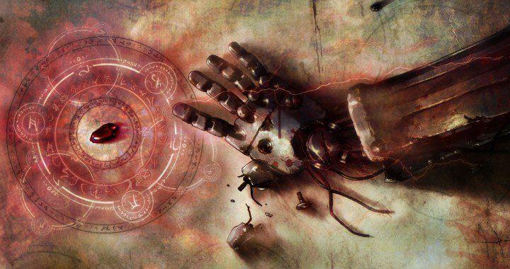 Fullmetal Alchemist: Brotherhood http://www.anime-desu.com/tag/fullmetal-alchemist-brotherhood/