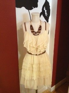 Gone Country Dress ($56)