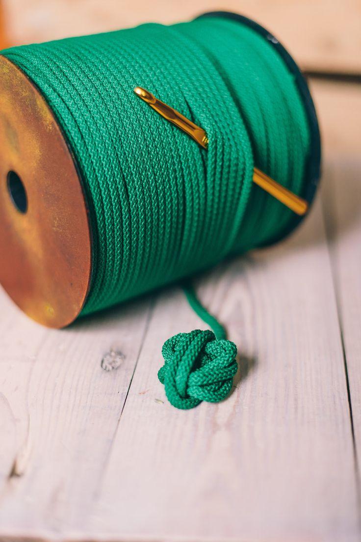 20 best crochet cord images on pinterest crochet cord
