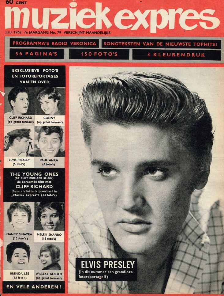 Muziekexpress jaren 60