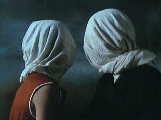 The lovers (Magritte)
