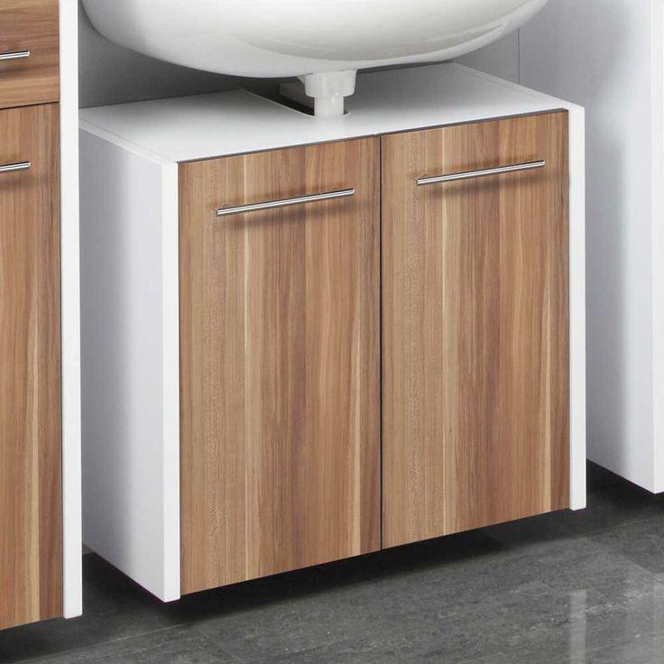 badezimmer regal mit k rben. Black Bedroom Furniture Sets. Home Design Ideas