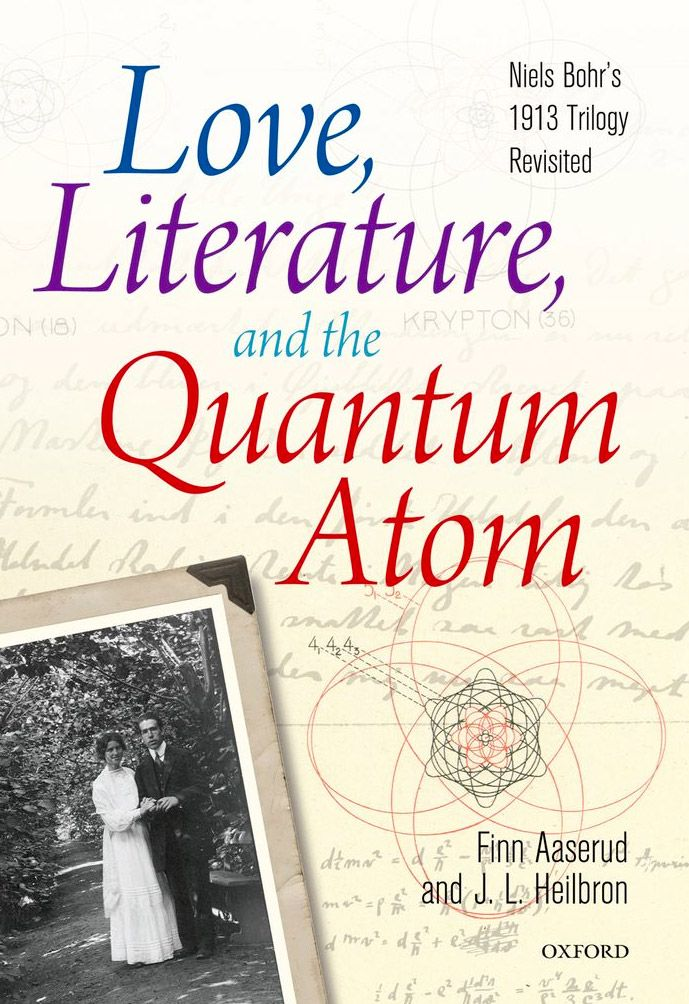 Art's effect on science isn't always clear, shows Love, Literature, and the Quantum Atom by Finn Aaserud and J. L. Heilbron  (Interesting and mixed review from New Scientist)