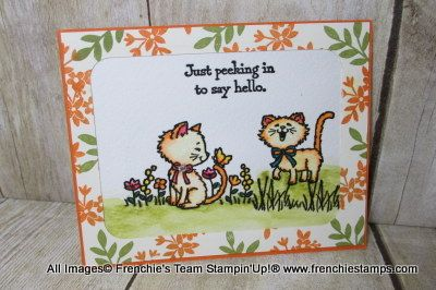 Frenchie's Team in the Spotlight with new stamps