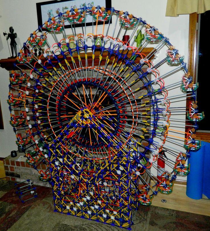 Big Build: Ferris Wheel -- Completed
