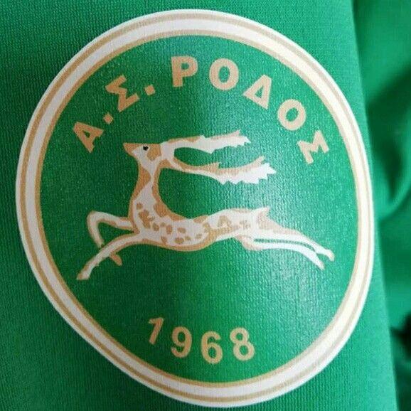Rodos FC logo, Greek football clubs