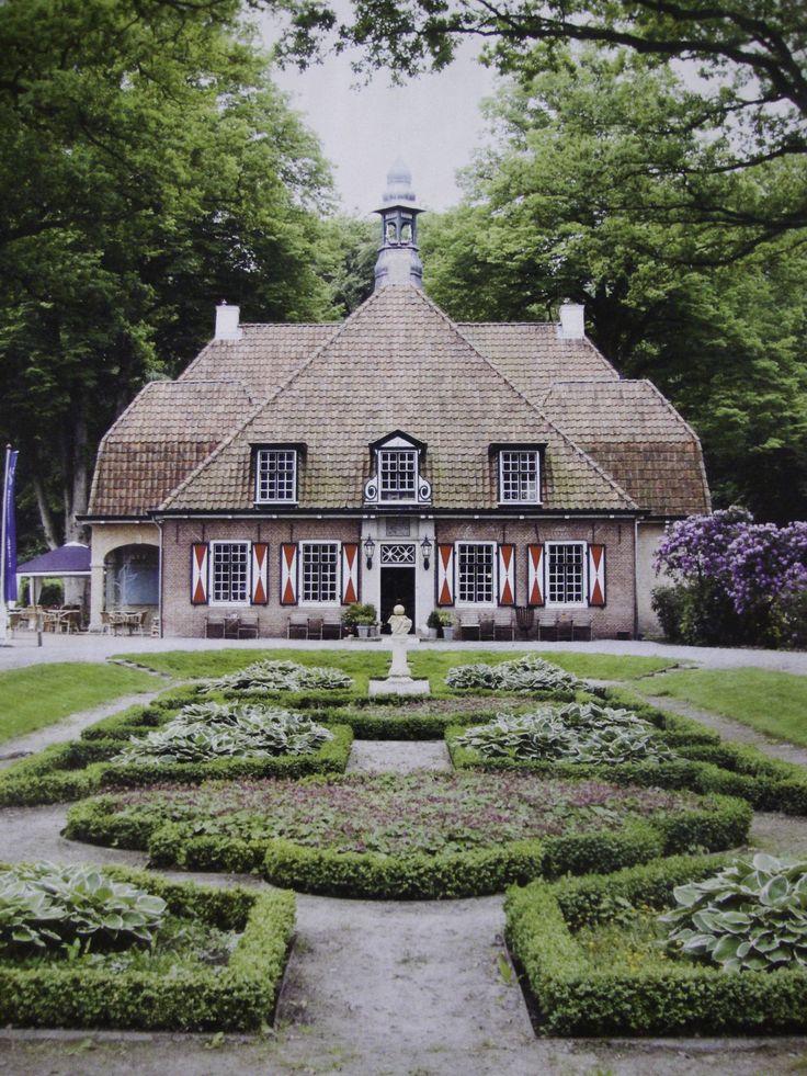 **In the Frisian village of Bakkeveen, Holland