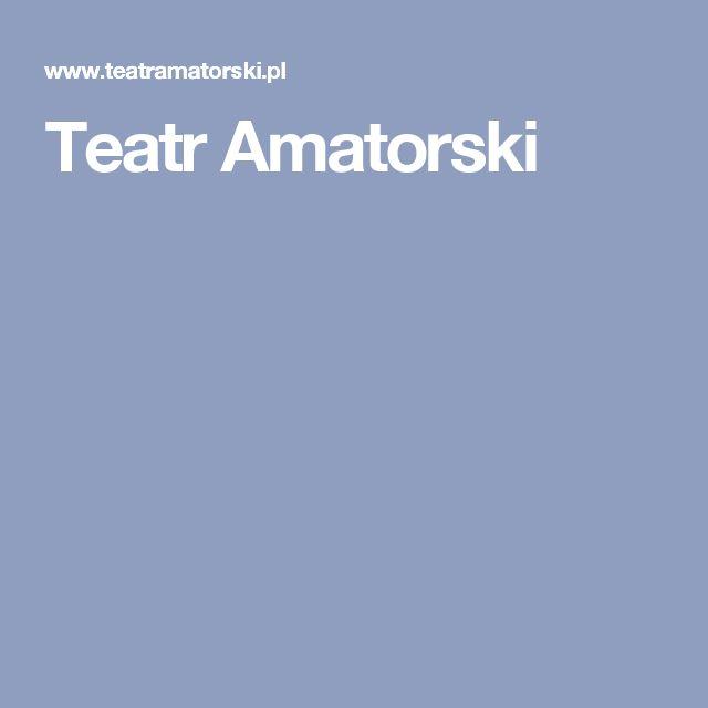 Teatr Amatorski