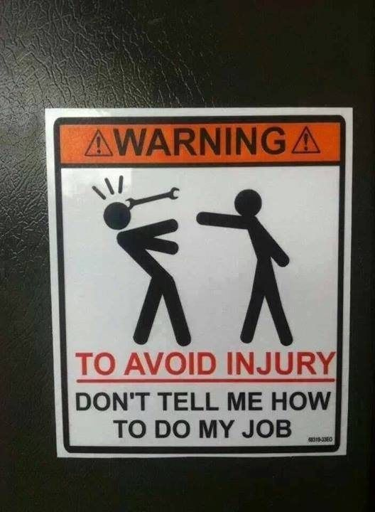 Warning - http://www.hvac-hacks.com/warning-3/