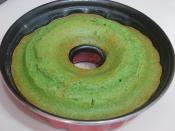Ispanaklı Kek Tarifi Hazırlanış Resmi 15 - Kolay ve Resimli Nefis Yemek Tarifleri
