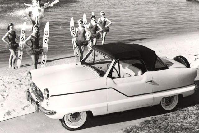Storie di vecchie auto...                    per non dimenticare...: Little America