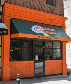 Nom Nom Ramen, 20 S 18th St., Philadelphia, PA