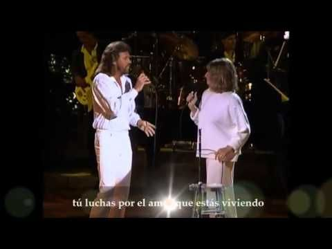 "▶ Barbra Streisand & Barry Gibb -""Guilty""- ONE VOICE - (Subtitulada en español) - YouTube"
