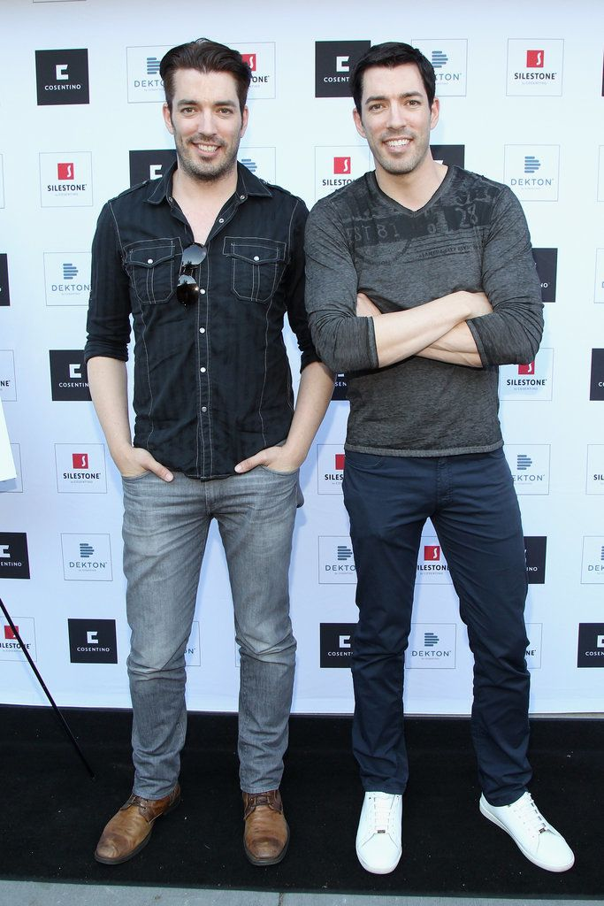 The Property Brothers prove that two is better than one