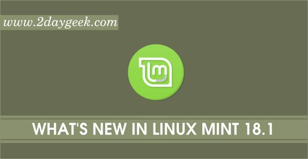 Linux Mint is one of the best Linux Desktop distribution among others. It's going to get first update later this December.