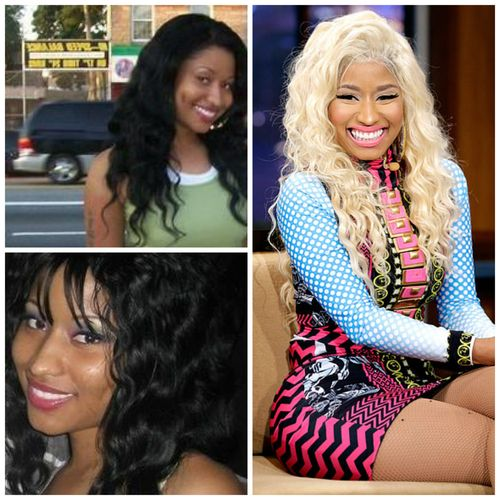 1000+ images about nicki minaj before and after on ...