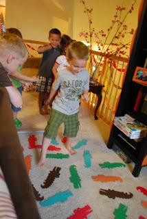 The Payne Family: Alligator Party!!