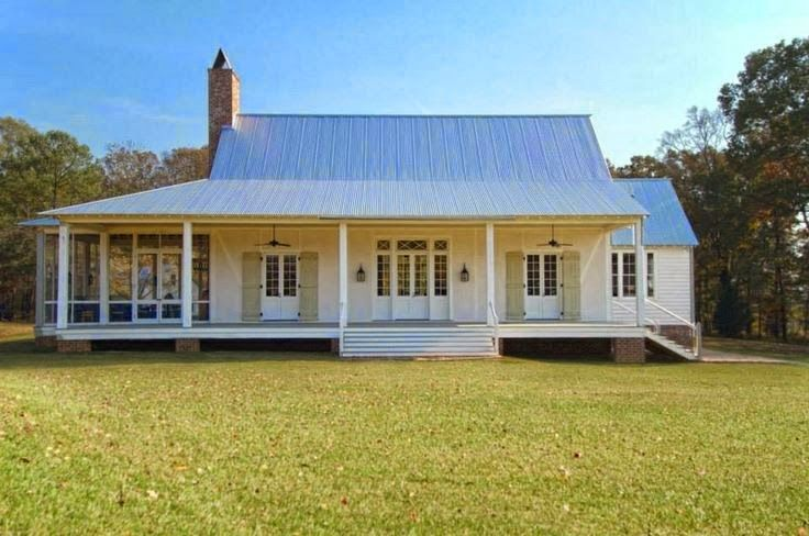 Acadian Style Homes 38