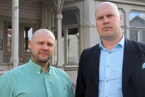 Oulu-lehti - Ex-kiekkoilijoiden kuntoremontti - tähtäimessä Tervahiihto