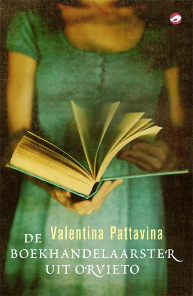 De boekhandelaarster van Orvieto / Valentina Pattavina #leestip