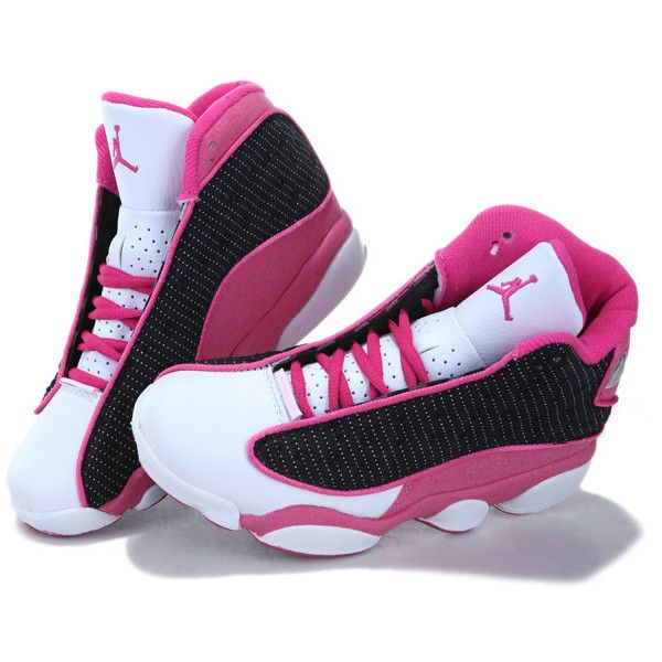 Women Air Jordan 13 11 ( 73) ❤ liked on Polyvore featuring shoes ... beaaa8a423