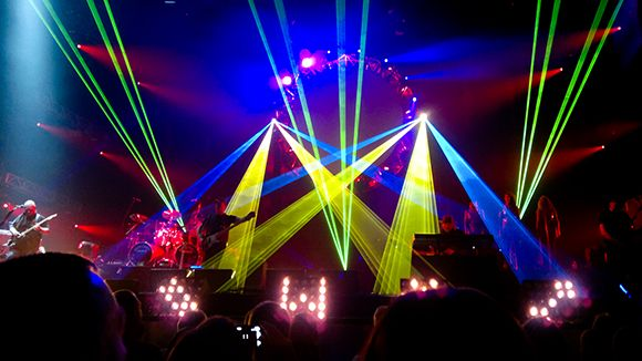 Australian Pink Floyd & Led Zeppelin 2 - Tribute Band at Firstmerit Bank Pavilion - Thursday Jul 30th @ 8:00pm TICKET PRICES CURRENTLY AVAILABLE INDIVIDUAL:  Ticket Price: $34.00 Fees: $9.14 Order fees: $3.00