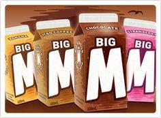 big m milk 70s - Google Search