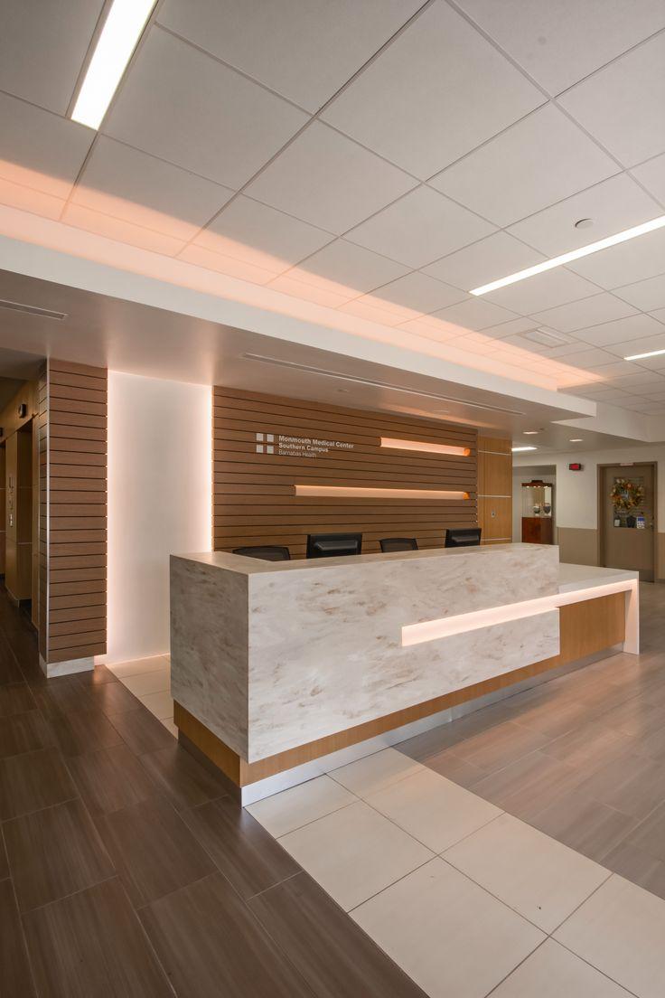 Barnabas Health, Monmouth Medical Center Southern Campus - Main Lobby Renovation   Francis Cauffman
