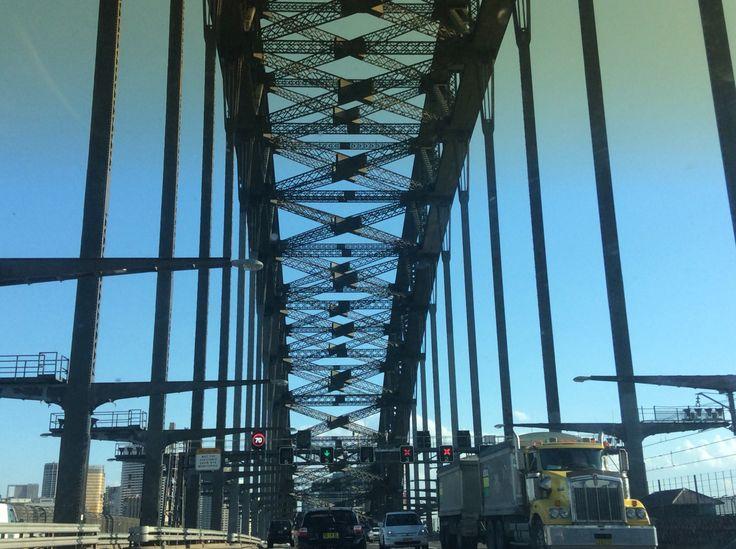 Just a bridge shot
