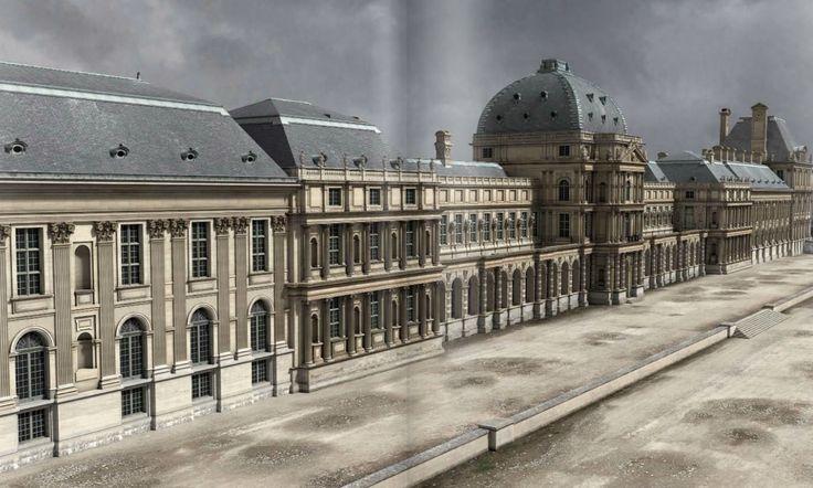 Les 300 meilleures images propos de 18th century france for Expo tuileries