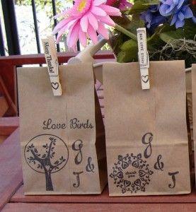 Cute paper bag ideas