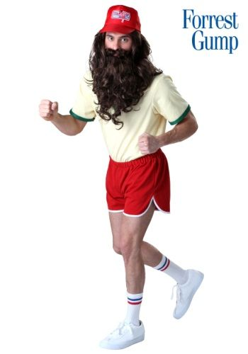 Remember when Forrest decided to go running and just never stopped? This exclusive Running Forrest Gump Costume captures that scene perfectly!