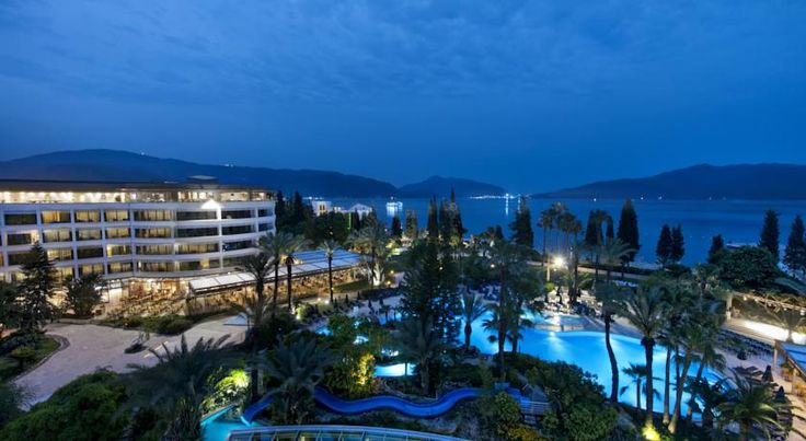 Booking.com: D Resort Grand Azur - Marmaris, Turquie