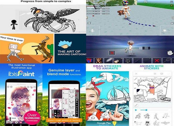 10 Aplikasi Pembuat Video Animasi Terbaik Di Android 2018 Https Duniacomputer Id Aplikasi Pembuat Video Animasi Utm Source Social Aplikasi Android Animasi