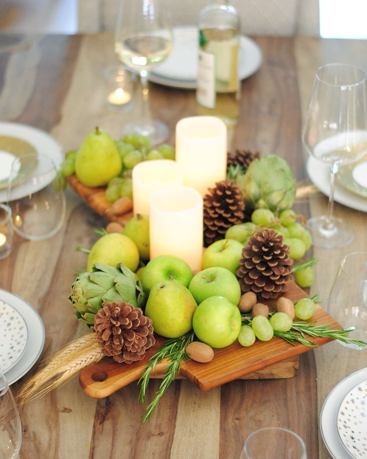 Best edible christmas table centerpieces