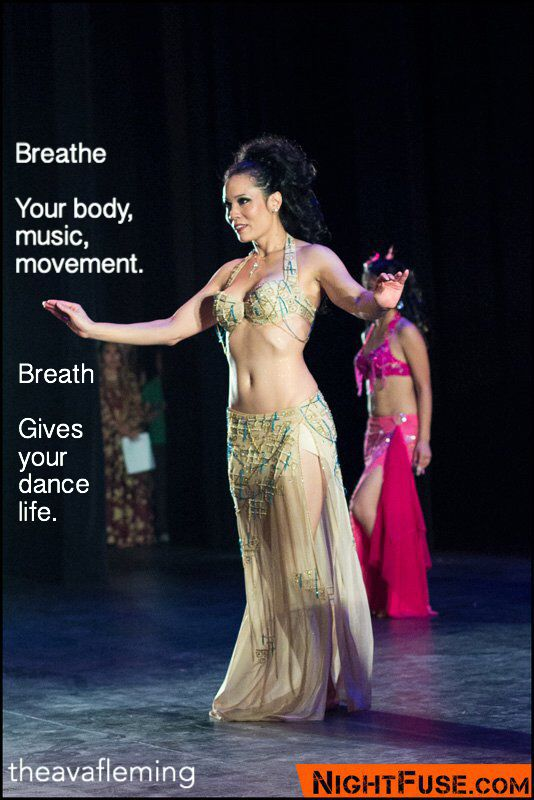 Breathing gives us life in many ways.  Use it and maximize your moments.