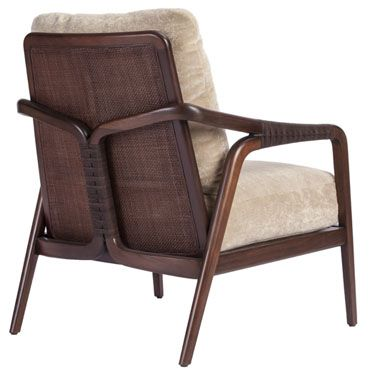 McGuire Furniture: Knot Lounge Chair: A-102ggg