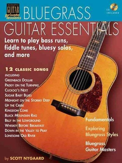 Bluegrass Guitar Essentials: Acoustic Guitar Magazine's Private Lessons
